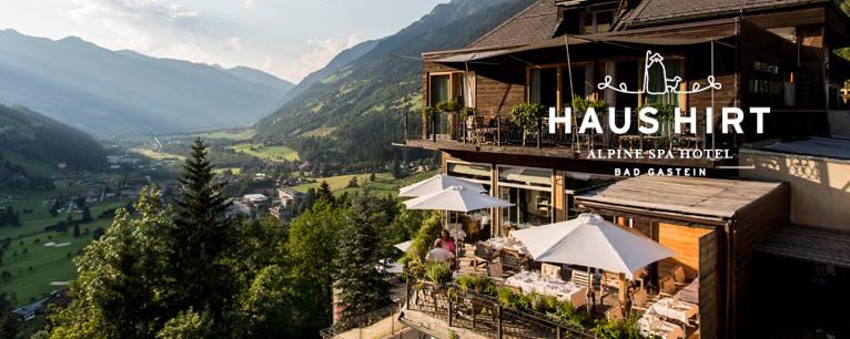 een paar dagen weg koop uitverkoop 100% authentiek Hotel Haus Hirt - Familien Designhotel, Bad Gastein ...