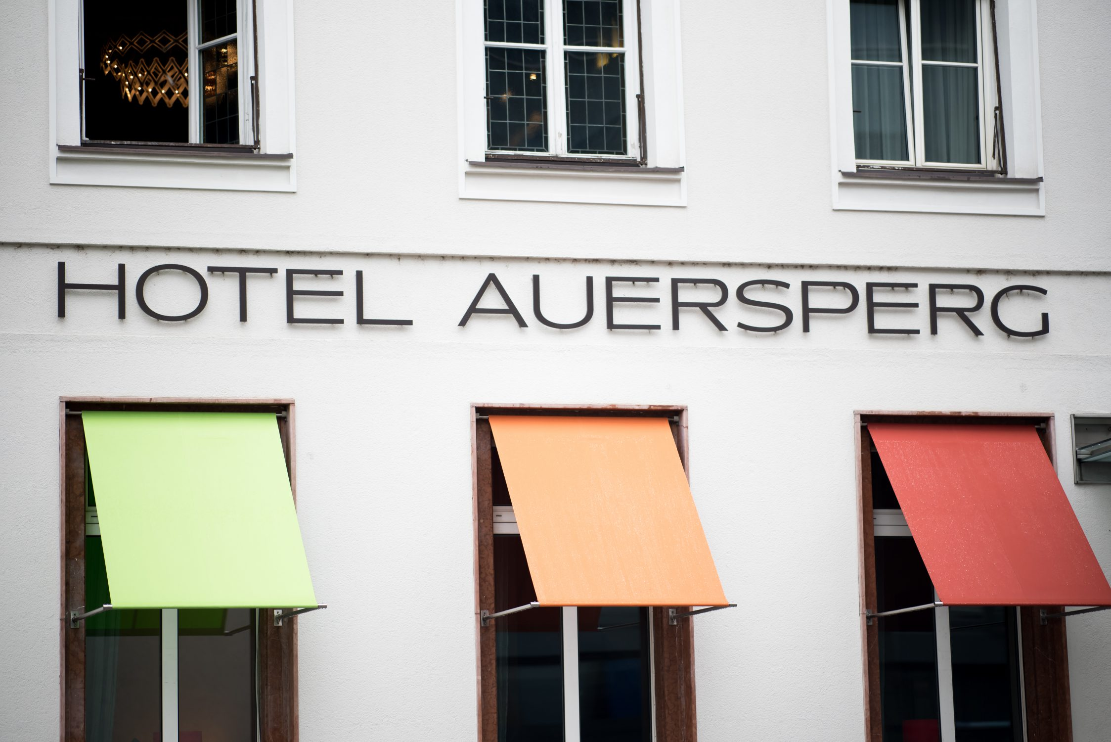 Hotel Und Villa Auersperg