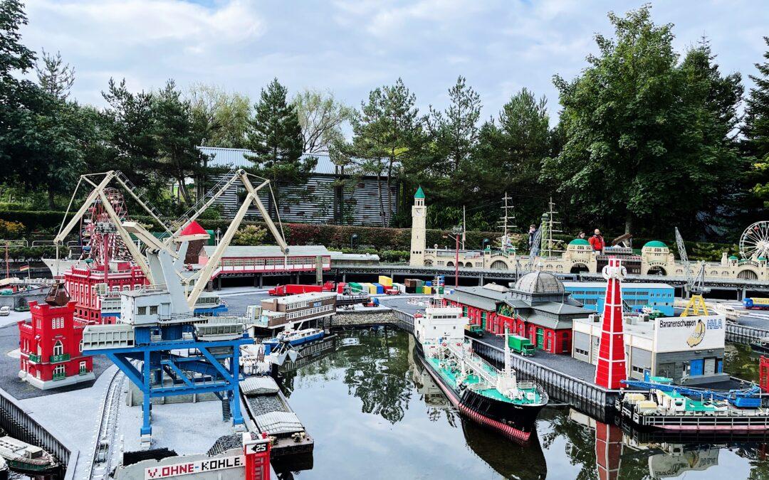 Ein Tag mit strahlenden Kinderaugen – das Legoland in Günzburg